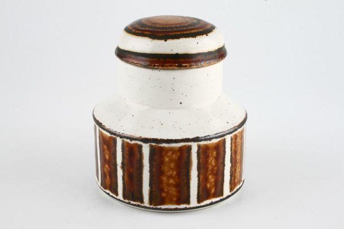 Midwinter Earth Sugar Bowl - Lidded (Tea)