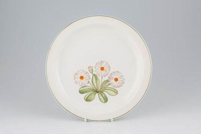 """Midwinter Fleur Breakfast / Salad / Luncheon Plate 8 3/4"""""""