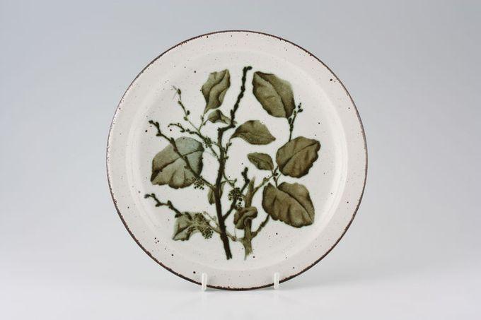"""Midwinter Greenleaves Breakfast / Lunch Plate 8 5/8"""""""