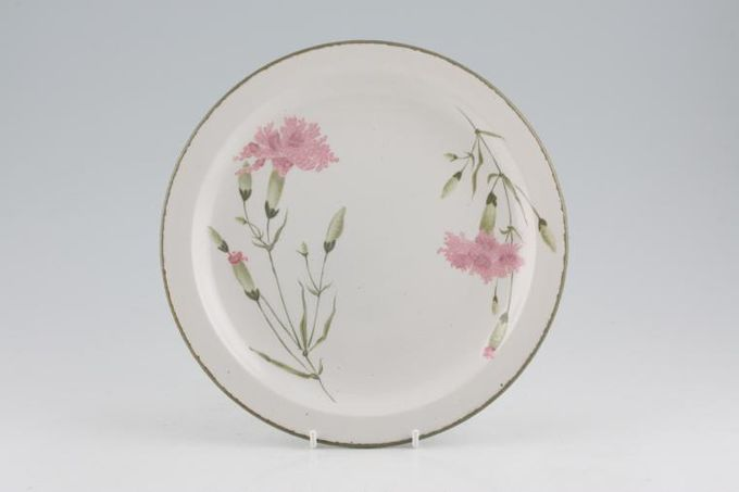 Midwinter Invitation Breakfast / Salad / Luncheon Plate 8 7/8""