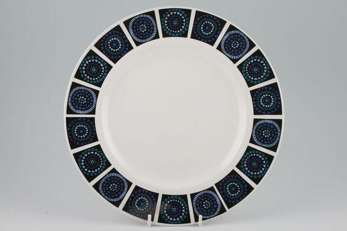 """Midwinter Madeira Dinner Plate 10 3/8"""""""