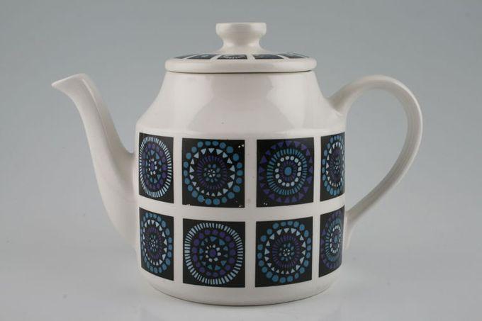 Midwinter Madeira Teapot 1 1/2pt