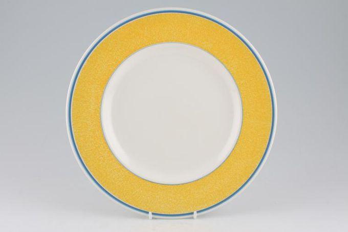 """Midwinter Montmartre Dinner Plate 10 1/4"""""""
