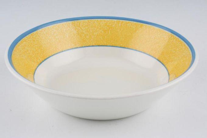 "Midwinter Montmartre Soup / Cereal Bowl 6 1/2"""