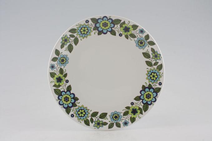 "Midwinter April Flowers Tea / Side Plate 7"""