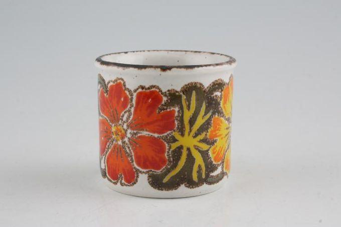 Midwinter Nasturtium Egg Cup