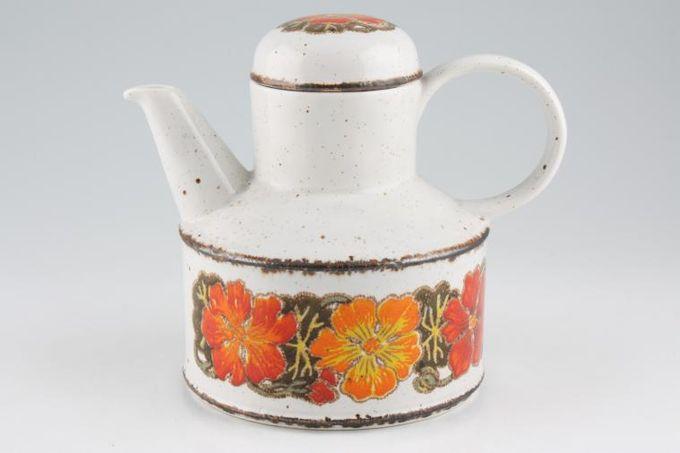 Midwinter Nasturtium Teapot 2pt