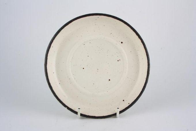 "Midwinter Nasturtium Tea Saucer plain, no pattern (see Creation) 6 1/4"""