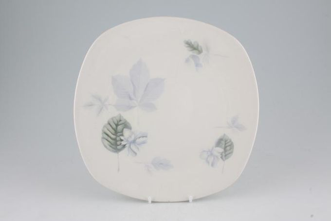 Midwinter Nuts in May Dinner Plate Blue & Grey pattern 9 3/4""