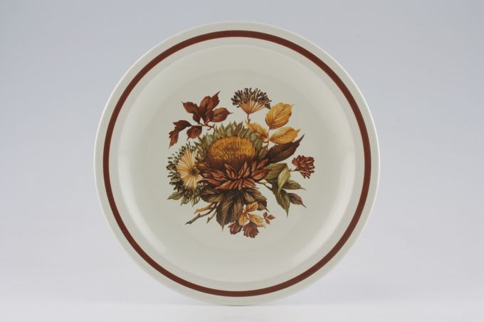Midwinter October Breakfast / Salad / Luncheon Plate 8 3/4""
