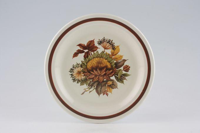 "Midwinter October Tea / Side Plate 7"""