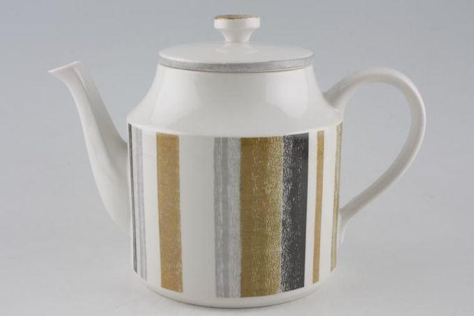Midwinter Queensbury Stripe Teapot 2pt