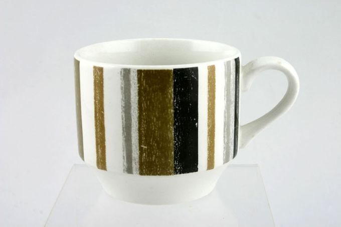 Midwinter Queensbury Stripe Teacup 3 1/8 x 2 5/8""