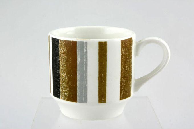 "Midwinter Queensberry Stripe Teacup 2 3/4 x 2 3/4"""