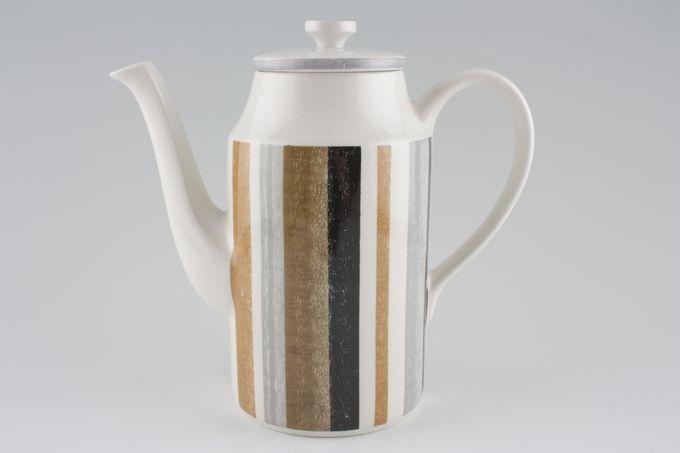 Midwinter Queensberry Stripe Coffee Pot 2pt
