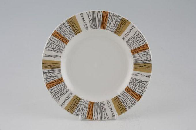 "Midwinter Sienna Tea / Side Plate 6 7/8"""