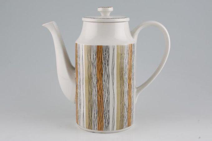 Midwinter Sienna Coffee Pot 3pt