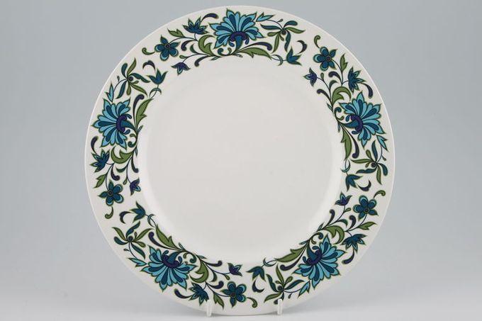 "Midwinter Spanish Garden Dinner Plate 10 3/8"""