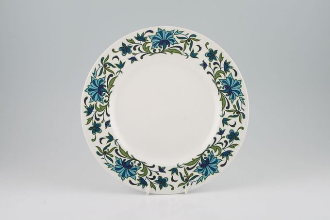 "Midwinter Spanish Garden Dessert / Salad Plate 7 7/8"""