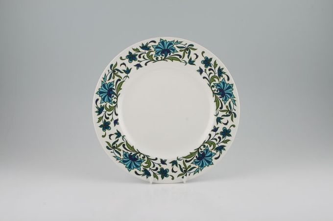 "Midwinter Spanish Garden Tea / Side Plate 7"""