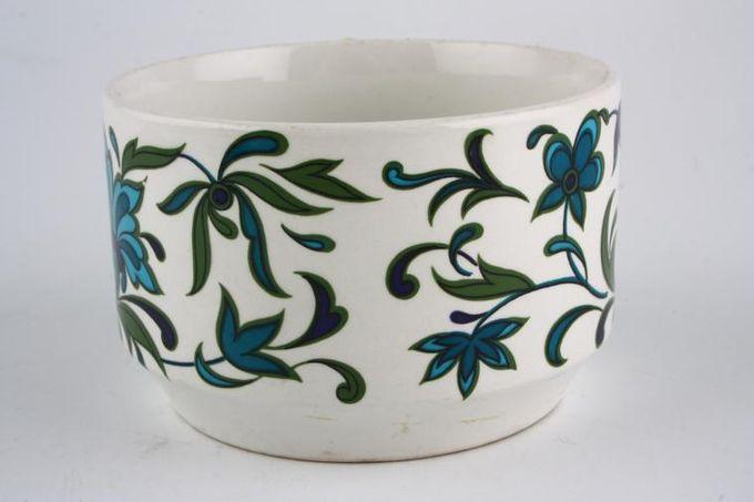 """Midwinter Spanish Garden Sugar Bowl - Open (Tea) 4"""""""