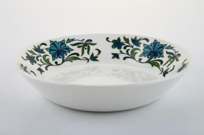 """Midwinter Spanish Garden Soup / Cereal Bowl 7 1/2"""""""