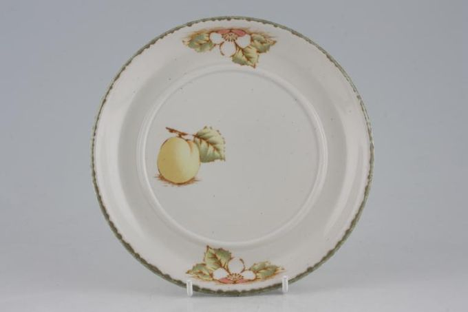 """Midwinter Still Life Soup Cup Saucer For Loop Handle Soup Cups 6 3/4"""""""
