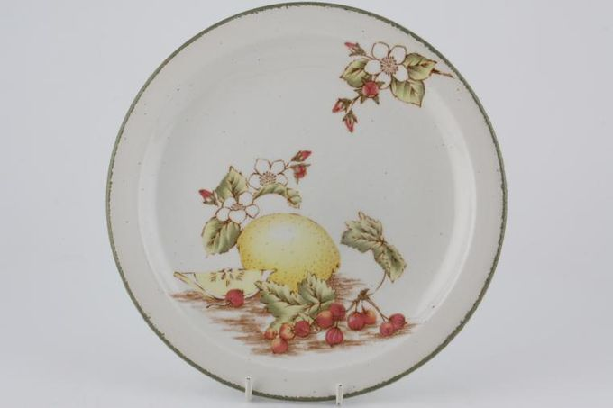 Midwinter Still Life Breakfast / Salad / Luncheon Plate 8 3/4""