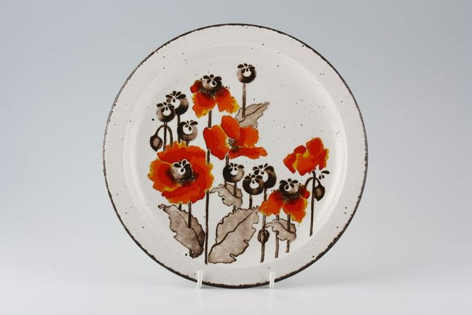 Midwinter Autumn Breakfast / Salad / Luncheon Plate 8 3/4""