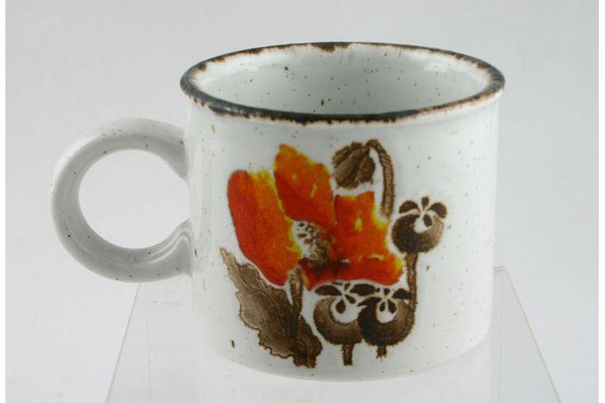 "Midwinter Autumn Teacup 3 x 2 1/2"""