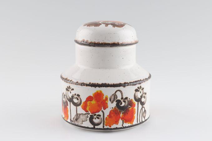 Midwinter Autumn Sugar Bowl - Lidded (Tea)