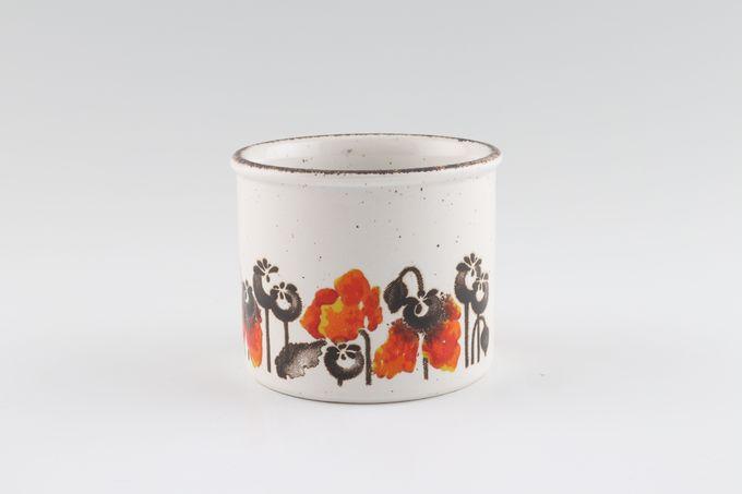 "Midwinter Autumn Sugar Bowl - Open (Coffee) 3"""