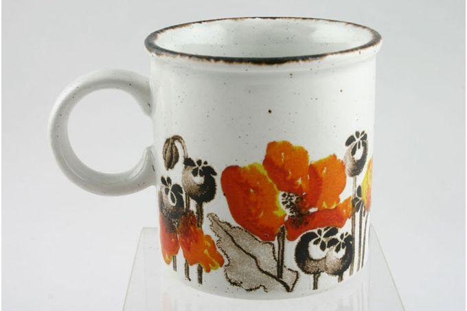 "Midwinter Autumn Mug 3 1/2 x 3 1/2"""