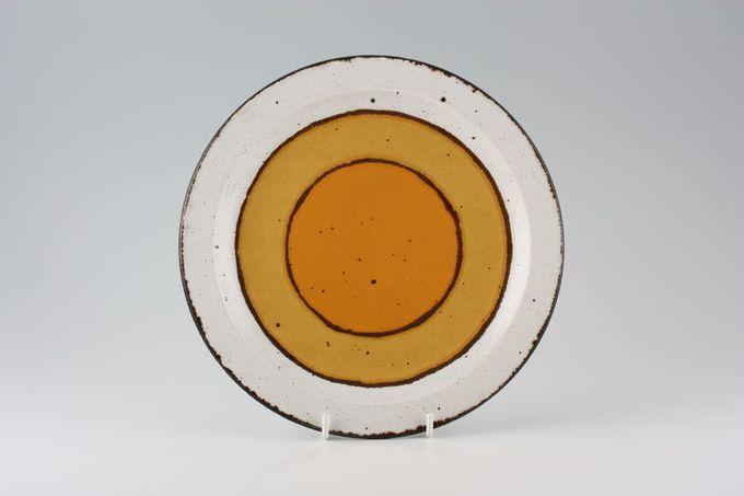"""Midwinter Sun Breakfast / Lunch Plate 8 3/4"""""""