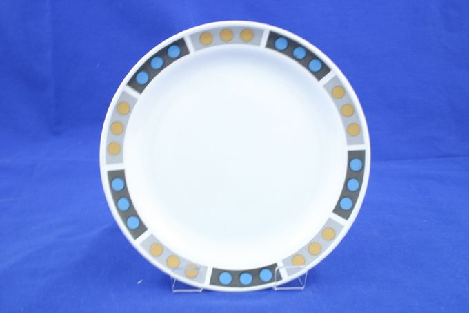 Midwinter Tempo Breakfast / Salad / Luncheon Plate 8 7/8""