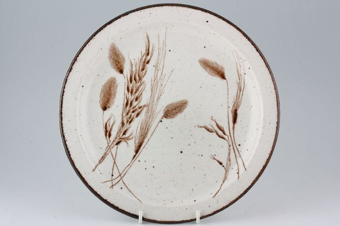 """Midwinter Wild Oats Dinner Plate Sizes may vary slightly. 10 1/2"""""""