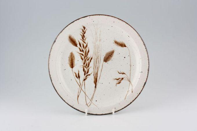 "Midwinter Wild Oats Breakfast / Salad / Luncheon Plate 8 3/4"""