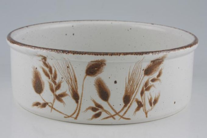 """Midwinter Wild Oats Vegetable Dish (Open) Straight sided 8 x 2 1/2"""""""