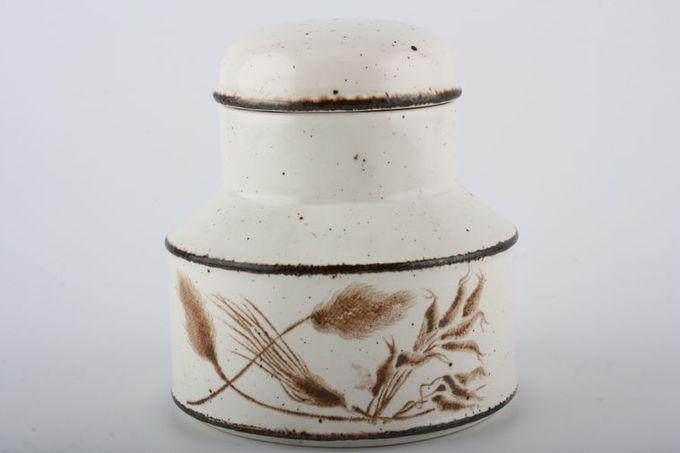 Midwinter Wild Oats Sugar Bowl - Lidded (Tea)
