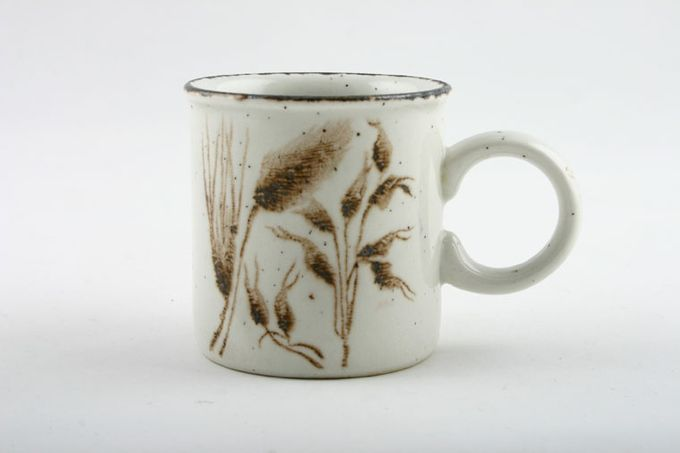"""Midwinter Wild Oats Coffee Cup 2 1/4 x 2 1/4"""""""