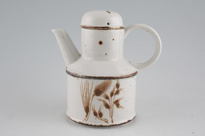 Midwinter Wild Oats Hot Water Jug Hot Water/ Hot Milk Lidded jug 1/2pt