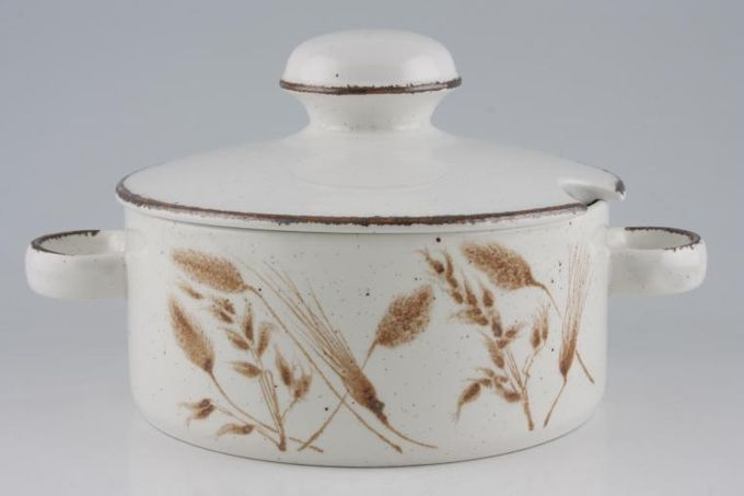 Midwinter Wild Oats Vegetable Tureen with Lid Cut out lid 2 1/2pt