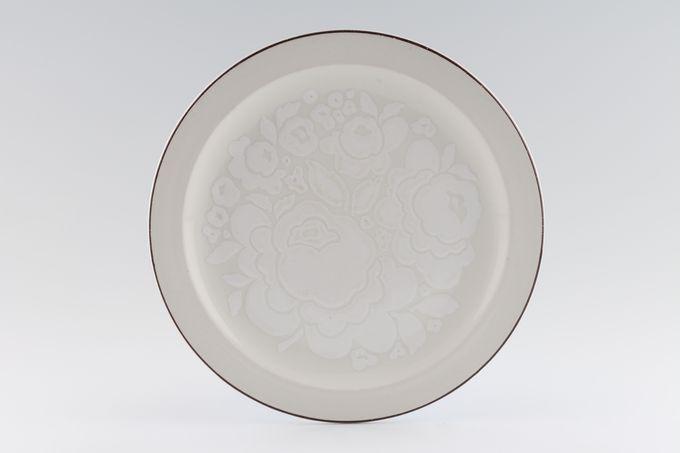 "Midwinter Winter Breakfast / Salad / Luncheon Plate 8 7/8"""