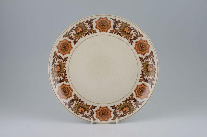 "Midwinter Woodland Breakfast / Lunch Plate 8 3/4"""