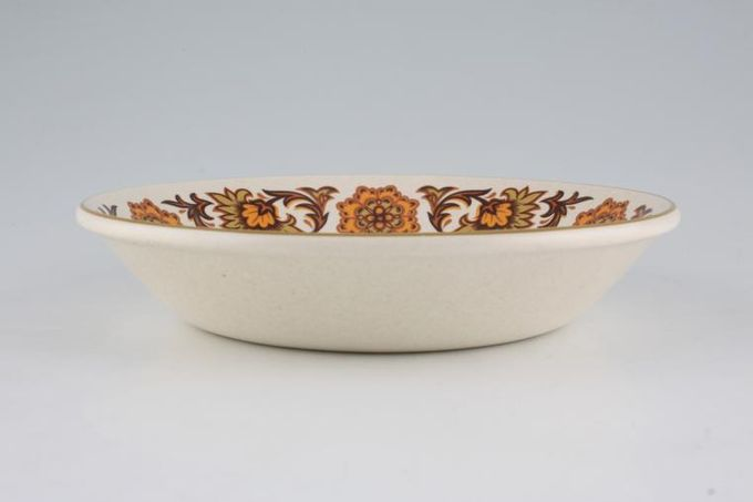 """Midwinter Woodland Soup / Cereal Bowl 7 1/2"""""""