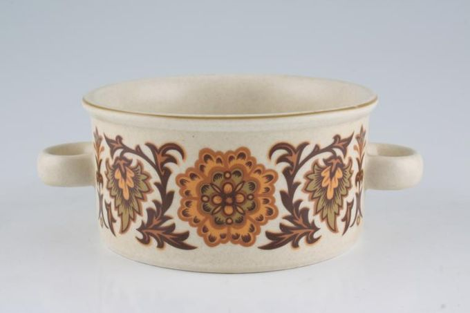 Midwinter Woodland Soup Cup 2 handles