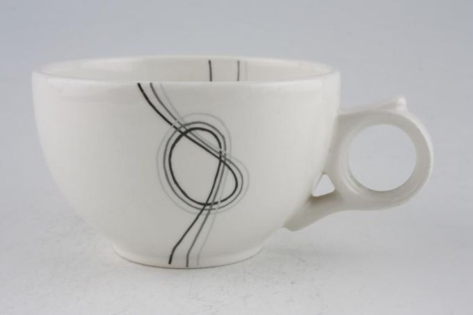 """Midwinter Forget Me Knot Teacup 3 3/4 x 2 3/8"""""""