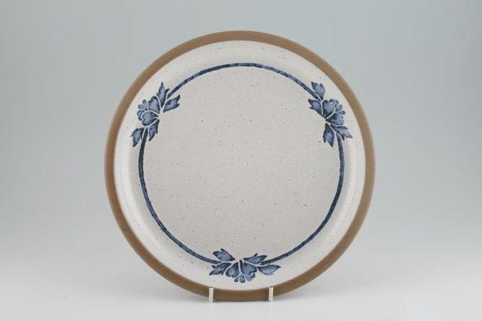 """Midwinter Blue Print Salad/Dessert Plate 8"""""""