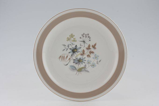 "Midwinter Meadow Dinner Plate 9 3/4"""