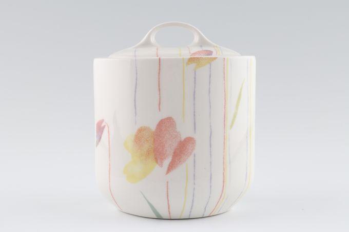 Midwinter Calypso - Style range Sugar Bowl - Lidded (Tea) Oval Shape